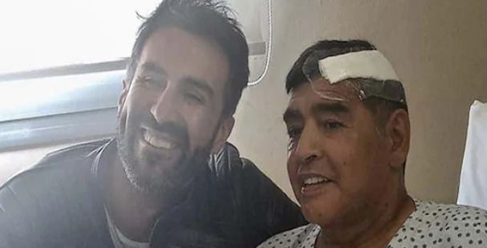 maradona doctor has nothing to hide after police raid in home clinic