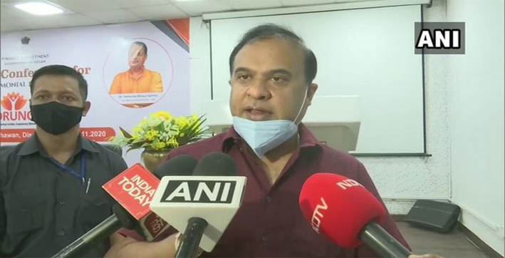 assam govt to bring laws for transparency in marriage says himanta biswa sarma on 'love jihad'