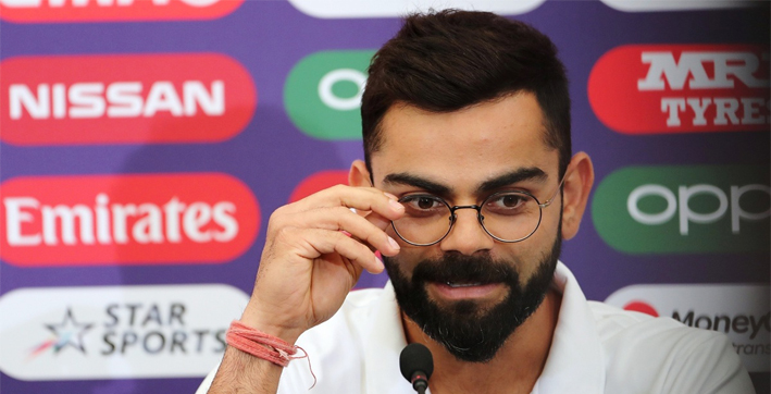 Never claimed to be vegan: Virat Kohli clears air on his diet