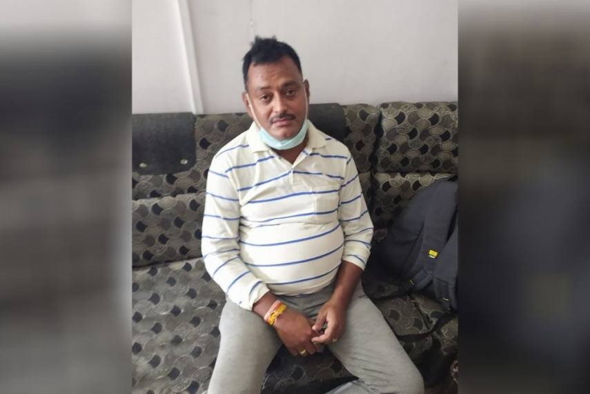kanpur gangster vikas dubey arrested for killing 8 cops shot dead