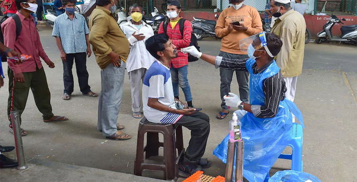 Assam reports 3,756 fresh COVID-19 cases, 51 more deaths