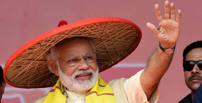 pm modi to visit assam on jan 23