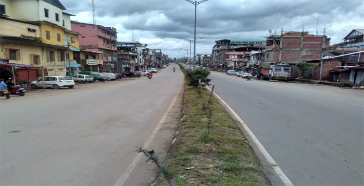 Manipur govt extends curfew in 7 districts till June 30