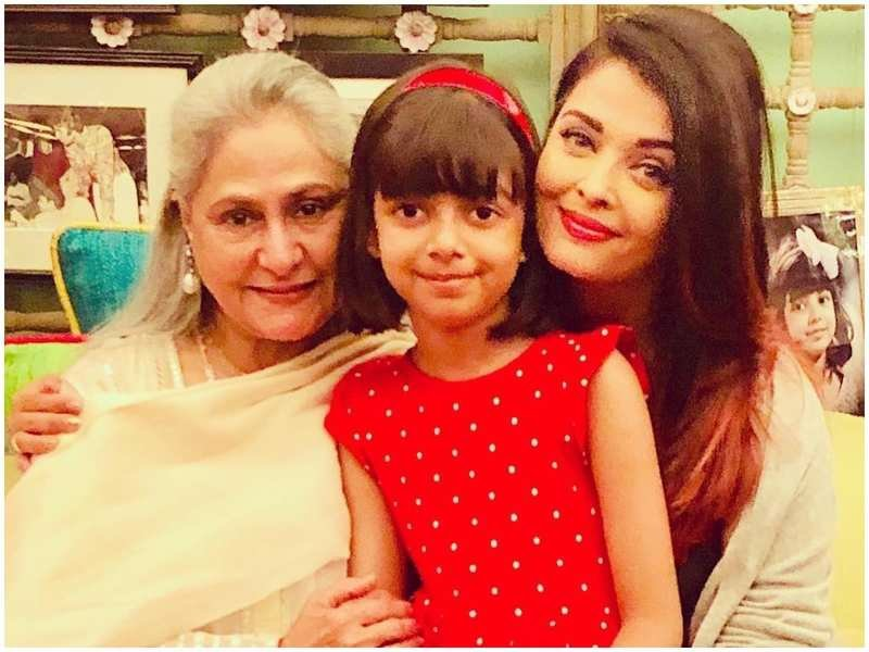 jaya bachchan aishwarya rai bachchan and aaradhya test negative for covid-19