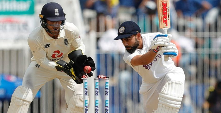 moeen ali becomes first spinner to dismiss kohli for a duck in tests