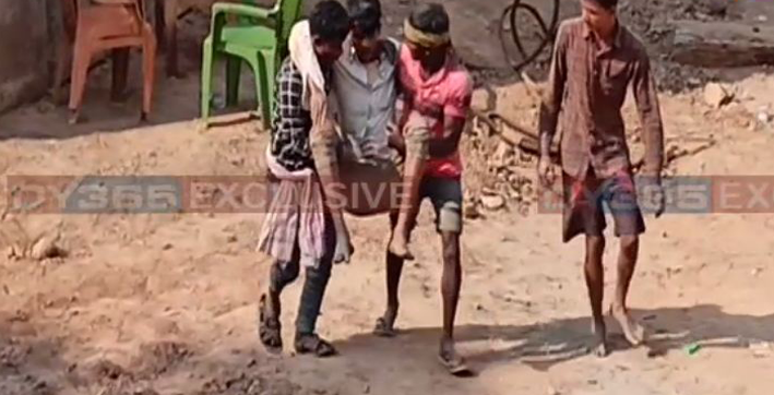 2 dead in chandrapur landslide operation on to rescue trapped labourers