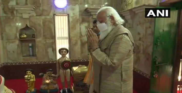 Festivals showcase India's diversity, spirit of Ek Bharat, Shreshtha Bharat: PM Modi
