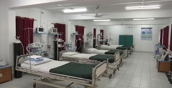 Army dedicates 50-bed COVID hospital set up in Srinagar to J-K people