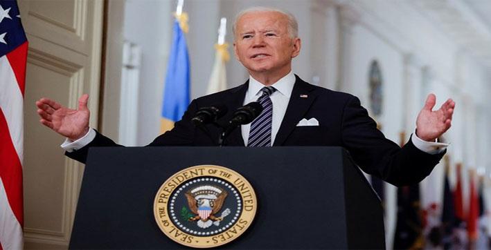 China must act responsibly regarding transparency on COVID-19 origins, says Biden