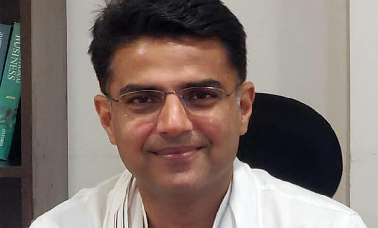 rajasthan political crisis congress decides to sack sachin pilot as deputy cm