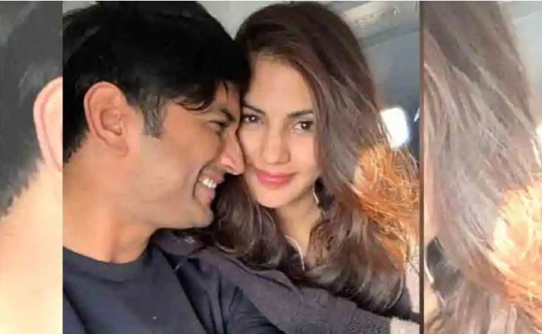 rhea chakraborty breaks her silence on sushant singh rajput death posts emotional note