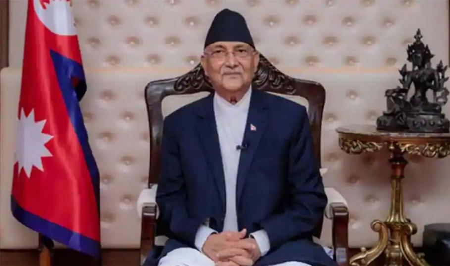 lord rama is nepali not indian real ayodhya in nepal claims prime minister kp sharma oli