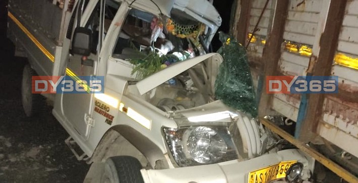 fatal road accident in sonitpur's khanamukh 2 dead