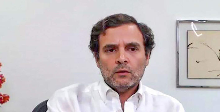 need clearly defined inclusive access strategy for covid-19 vaccine rahul gandhi