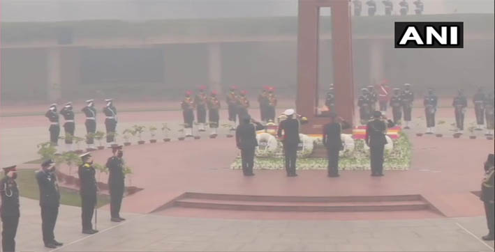 army day cds armed forces chiefs pay tributes at national war memorial