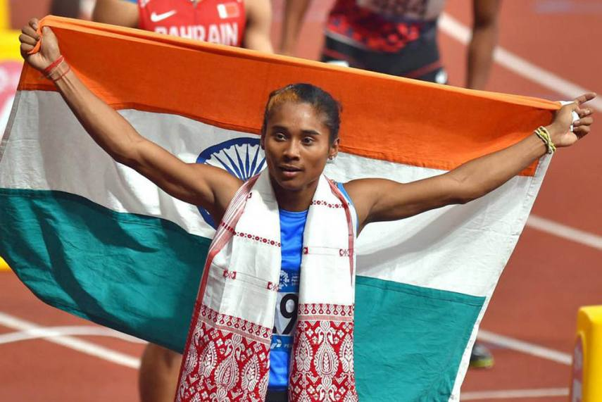 hima das nominated for khel ratna award by assam government