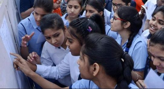 cbse class 10 examination results declared today