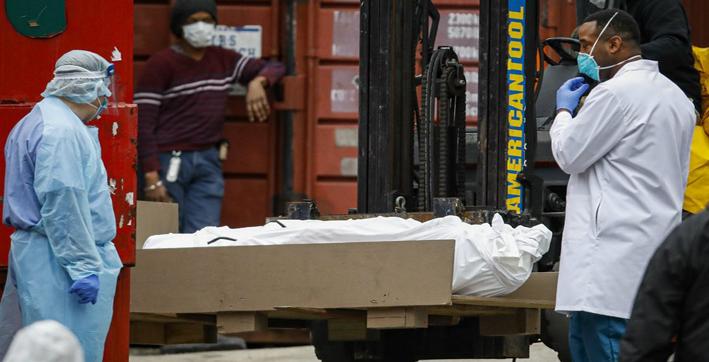 global coronavirus death toll crosses 2 million mark
