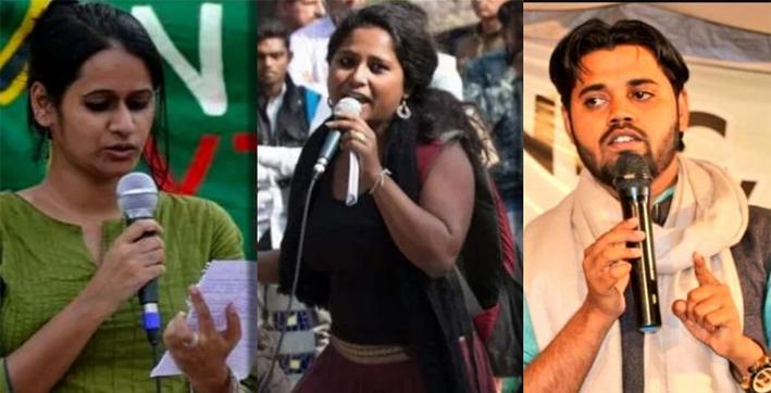 Delhi Police moves Supreme Court against Delhi HC's order granting bail to Devangana Kalita, Natasha Narwal and Asif Iqbal Tanha