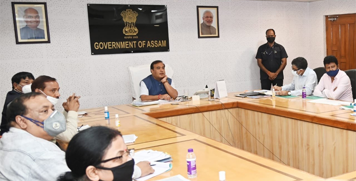Prepare schemes to boost milk, pork, poultry production: CM Himanta Biswa Sarma to officials