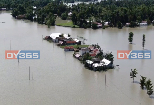 assam flood | nearly 48 lakh people affected death toll rises to 66