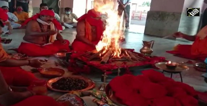 tripura cm performs puja on pms birthday