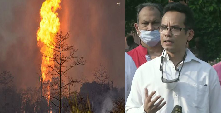 gaurav gogoi gives adjournment motion notice over frequent blasts and casualties at baghjan