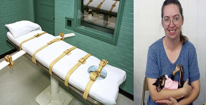 us government to execute first woman since 1953