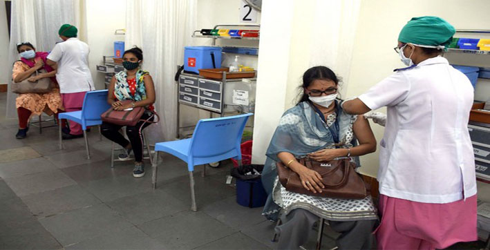 India becomes fastest country to administer 12 cr COVID-19 vaccinations