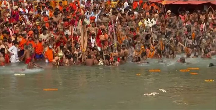 Delhi govt makes 14-day home quarantine mandatory for Kumbh returnees