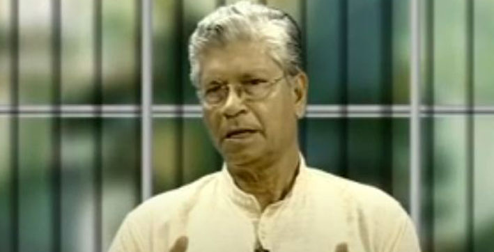 noted economist dr jayanta madhab no more