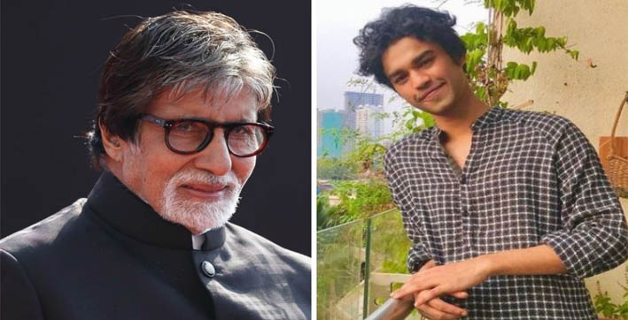 Amitabh Bachchan sends best wishes to team 'Qala' starring Irrfan Khan son's Babil
