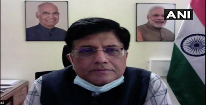 Piyush Goyal says Centre working round-the-clock, PM working 18-19 hours; there should be no politics over COVID-19