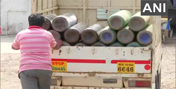 COVID-19: Centre asks states to prohibit oxygen supply for industrial use