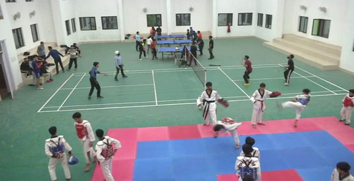 youth welcome j-k administrations move to open indoor stadium in poonch