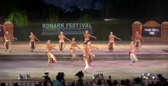 31st konark dance festival begins in odisha