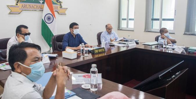 pema khandu reviews sdma activities
