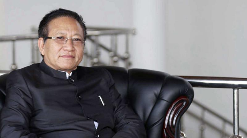Opposition urges Nagaland Gov for extension of assembly session