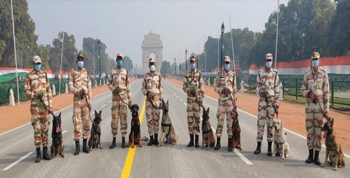 itbps crack k9 commandos to secure rajpath on republic day