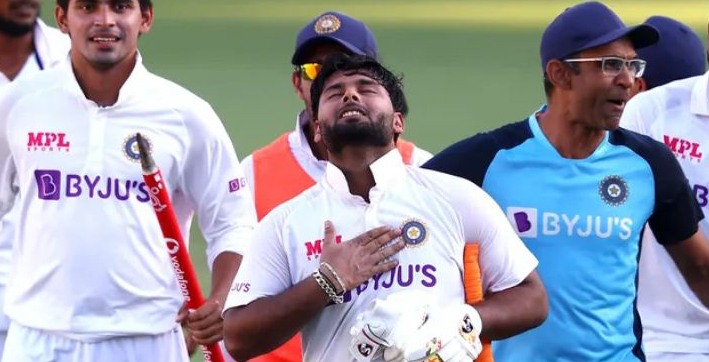 jsw sports signs rishabh pant to manage commercial interests and marketing rights