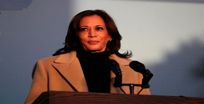 kamala harris remembers her mother ahead of her inauguration as us vice president