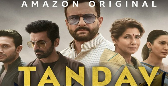 tandav makers to implement changes in web-series amid backlash over hurting religious sentiments