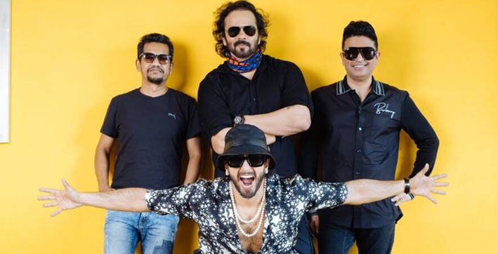 ranveer singh rohit shetty come together for cirkus