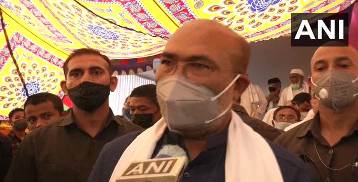 bjp will win upcoming by-polls in manipur biren singh