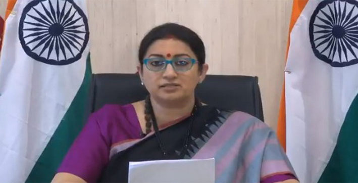india-committed-to-advance-gender-equality-women-empowerment-smriti-irani-at-u