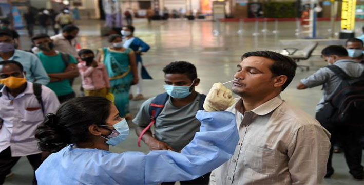 India reports over 2.5 lakh new COVID- 19 cases, 1,761 deaths