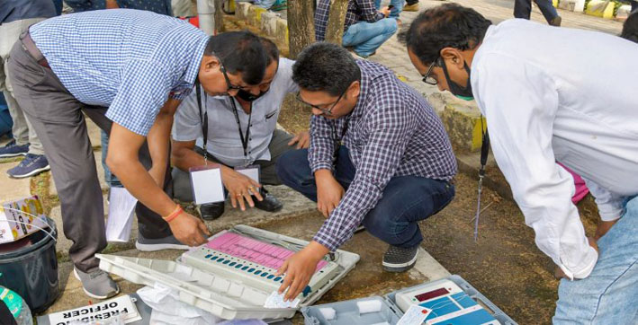 Assam Assembly Polls: Re-polling at 3 assembly constituencies begin