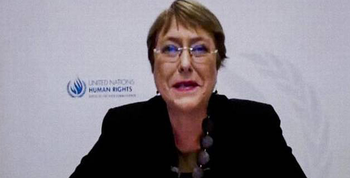 violations of law cannot be condoned under pretext of human rights india tells unhcr