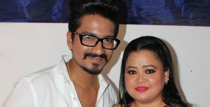 ncb raids comedian bharti singhs house in mumbai