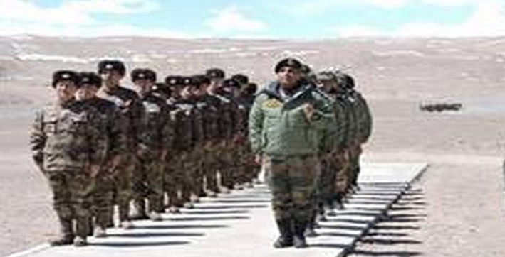 india china conclude 16-hour military talks discuss further disengagement at three friction points in eastern ladakh